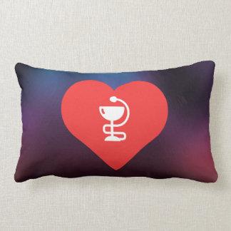 I Heart Pharmacies Icon Throw Cushions