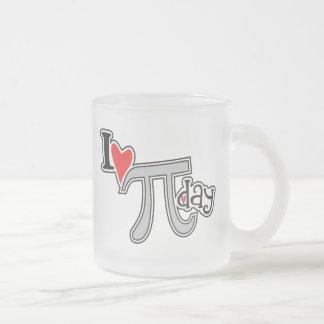 I heart Pi Day Mugs