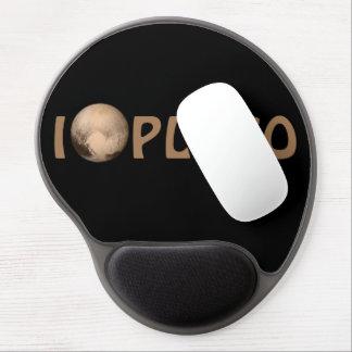 I Heart Pluto New Horizon Mousepad Gel Mouse Pad