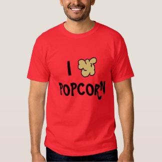 I Heart Popcorn Shirt