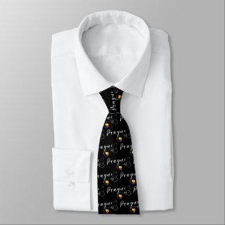 I Heart Prague Tie, Czech Republic Tie
