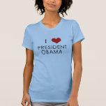 I Heart President Obama Caps! Tank
