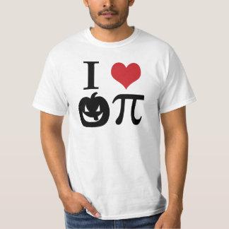 I Heart Pumpkin Pi T-Shirt