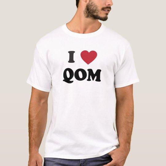 I Heart Qom Iran T-Shirt