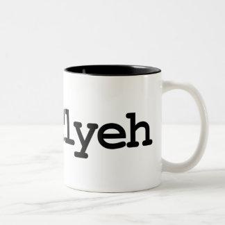 I Heart R lyeh Mug