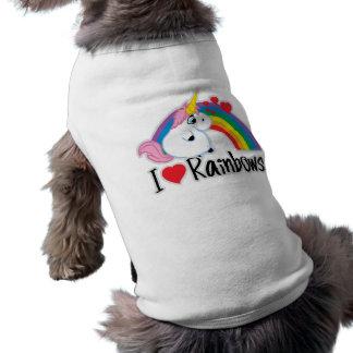 I Heart Rainbows Shirt