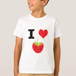 I Heart Raspberries T-Shirt