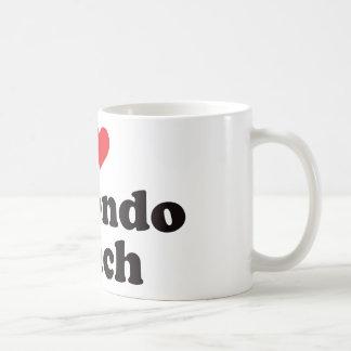I Heart Redondo Beach Coffee Mug