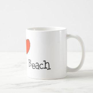 I Heart Redondo Beach Basic White Mug