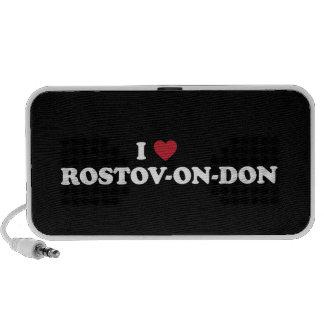 I Heart Rostov-on-Don Russia Mp3 Speaker