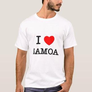 I HEART SAMOA T-Shirt