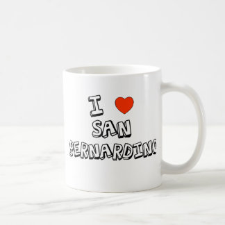 I Heart San Bernardino Coffee Mug