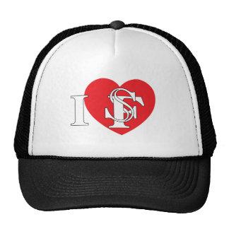 I Heart San Francisco Cap