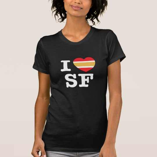 I Heart San Francisco! T-Shirt