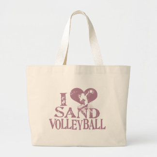 I Heart Sand Volleyball Bag