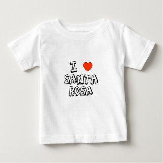 I Heart Santa Rosa T-shirt