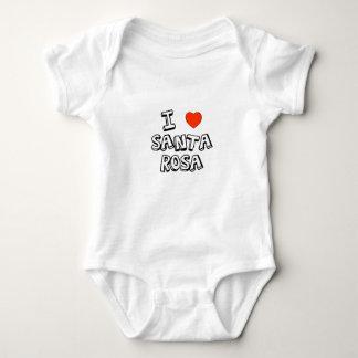 I Heart Santa Rosa Tshirt