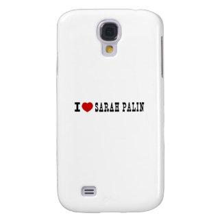 I Heart Sarah Palin Samsung Galaxy S4 Covers
