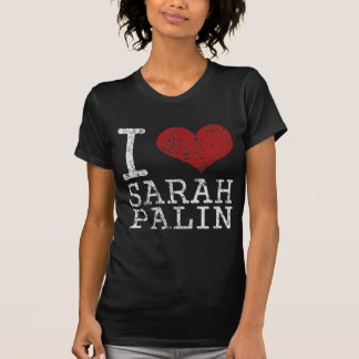 I Heart Sarah Palin Tees