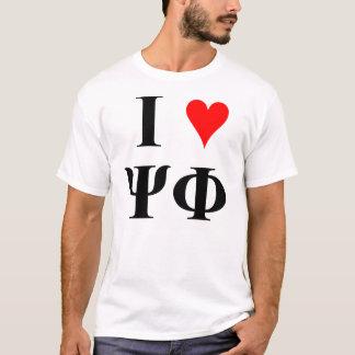 I (heart) Sci Fi T-Shirt