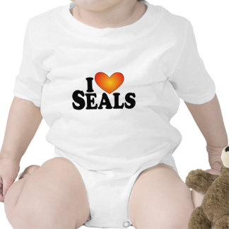 I (heart) Seals - Lite Products Tees