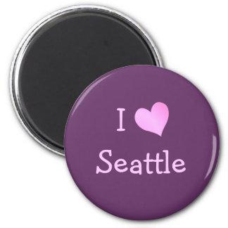 I Heart Seattle Magnet