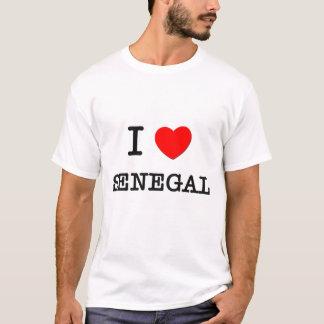 I HEART SENEGAL T-Shirt