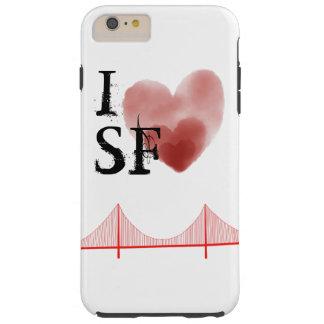 I Heart SF Phone Case