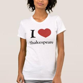 I Heart Shakespeare Female T-Shirt