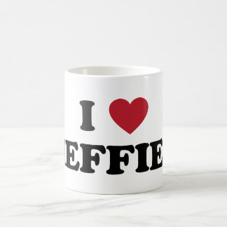 I Heart Sheffield Great Britain Coffee Mug