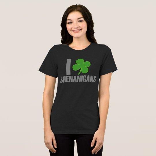 I Heart Shenanigans T-Shirt