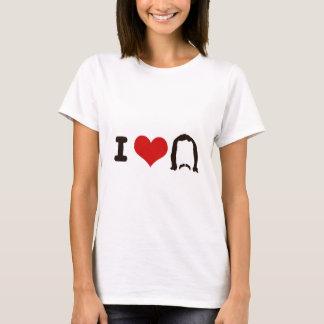 I Heart Silhouette T-Shirt