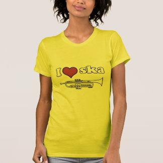I Heart Ska Tshirts