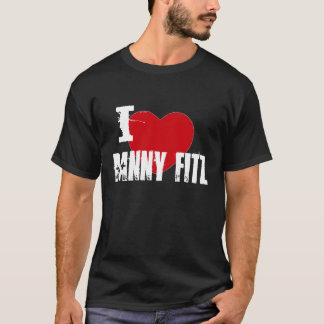 i heart sloppy danny fitz T-Shirt