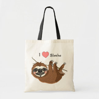 I Heart Sloths Baby Animals