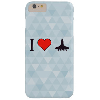 I Heart Soaring High Barely There iPhone 6 Plus Case