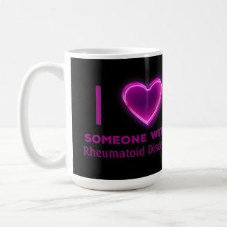 I Heart Someone with (YOU TYPE HERE) Coffee Mug