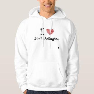I Heart South Arlington Hoodie