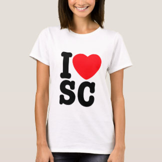 I Heart South Carolina T-Shirt