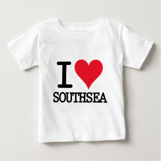 I Heart Southsea T-shirts