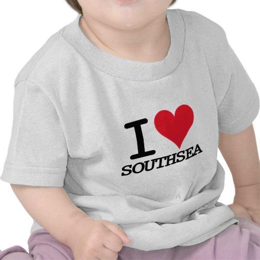 I Heart Southsea Tees