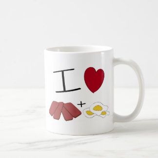 I heart Spam-N-Eggs mug