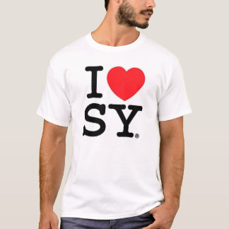i heart sy T-Shirt