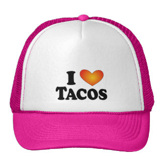 I (heart) Tacos - Lite Multi-Products Cap