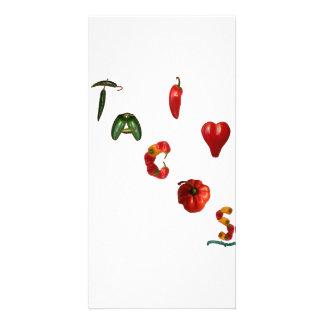 I Heart Tacos Photo Cards