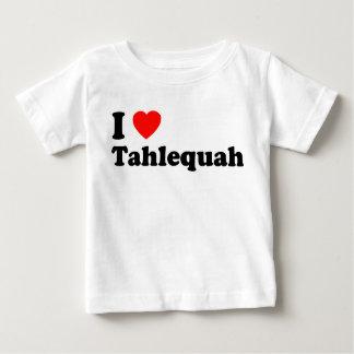 I Heart Tahlequah Baby T-Shirt