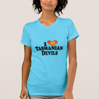 I (heart) Tasmanian Devils - Lite Multi-Products T-Shirt
