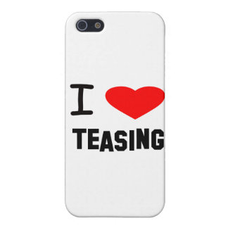 I Heart teasing iPhone 5 Cases