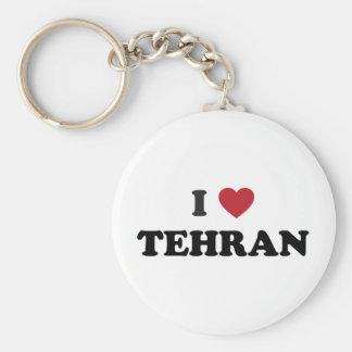 I Heart Tehran Iran Key Ring