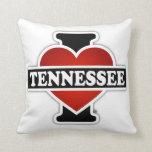 I Heart Tennessee Cushion